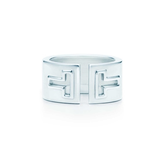 d3c5538c8 Tiffany & Co. Jewelry | Tiffany T Cutout Wide Band Ring Free | Poshmark